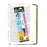 G.T. Luscombe, Bible Study Pen, 4 Colors-In-1