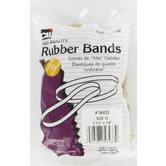 Charles Leonard, Rubber Bands, Natural, Size 33, 1/4 Pound