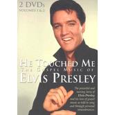 He Touched Me: The Gospel Music of Elvis Presley, by Elvis Presley, 2 DVD Set