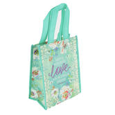 Renewing Faith, 1 Peter 4:8 Above All Else Small Gift Bag, 8 1/2 x 6 1/2 x 4 inches