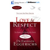 Love and Respect, by Dr. Emerson Eggerichs, Audiobook
