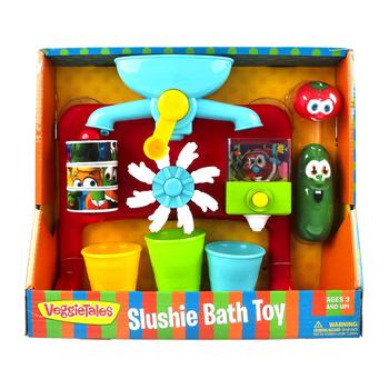 VeggieTales Slushie Bath Toy