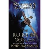 The Ruins of Gorlan, Ranger's Apprentice Series, Book 1, by John Flanagan, Paperback