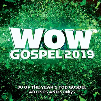 WOW Gospel 2019, by Various Artists, 2 CD Set