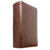 ESV Study Bible, Personal Size, TruTone, Brown