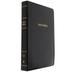 KJV Super Giant Print Reference Bible, Imitation Leather, Black
