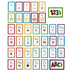 Renewing Minds, ABC's and 123's Alphabet Bulletin Board Set, 38 Pieces