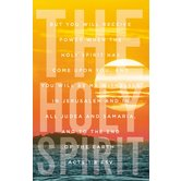 Salt & Light, Acts 1:8 The Holy Spirit Church Bulletins, 8 1/2 x 11 inches Flat, 100 Count