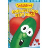 VeggieTales, God Loves You Very Much, DVD