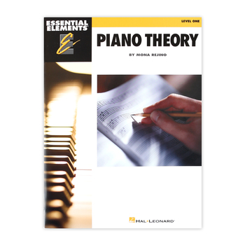 Essential Elements, Piano Theory, Level One, by Mona Rejino, Songbook