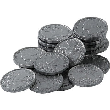 Play Money: Quarters