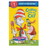 The Cat in the Hat: Cooking with the Cat, Step Into Reading, Step 1, by Bonnie Worth, Paperback