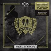 Man Up, by 116 Clique, CD and DVD