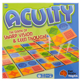 Fat Brain Toys, Acuity: The Game of Sharp Vision & Keen Thought, 2 or More Players, Ages 6 & Older