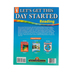 Teacher Created Resources, Let's Get This Day Started: Reading Grade 1, Paperback, 112 Pages, Grade 1
