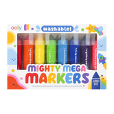 Ooly, Mighty Mega Markers, 8 Markers