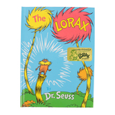 The Lorax, by Dr. Seuss, Hardcover