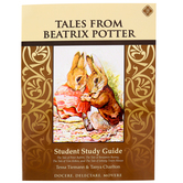 Memoria Press, Tales From Beatrix Potter Student Study Guide, Paperback, Grades 2-3