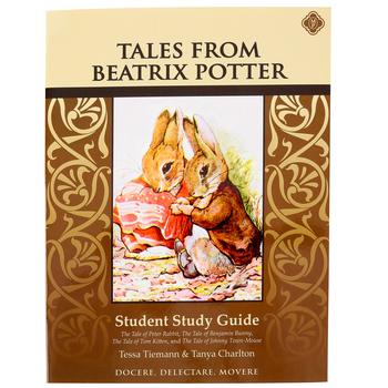 Memoria Press, Tales From Beatrix Potter Student Study Guide, Paperback, Grades 2-3