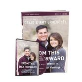 From This Day Forward Study Guide with DVD, by Craig Groeschel and Amy Groeschel