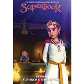 Superbook, Esther: For Such a Time as This, DVD