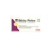Charles Leonard, Sticky Notes, 3X3, Plain