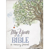 My Year in the Bible: A Memory Journal, by Harvest House