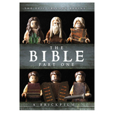 The Bible: Part One: A Brickfilm, DVD