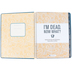 Peter Pauper Press, Inc., I'm Dead. Now What Planner, Blue, 8 1/2 x 11 x 1/4 inches