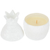 Clementine & Mango Pineapple Jar Candle, 2.6 ounces, 2 3/4 x 3 5/8 inches