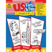 U.S. Facts & Fun, Grades 4-6