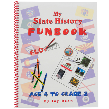 A Helping Hand, My State History Funbook Louisiana Set, Grades PreK-2