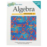 Remedia Publications, Algebra Book 1 Straight Forward Math Workbook, 84-Pages, Grades 7-12