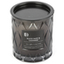 Darsee & David's, Black Sand & Cashmere Diamond Patterned Jar Candle, Black, 10 Ounces