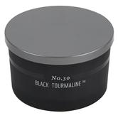 No. 30 Black Tourmaline Jar Candle, Black, 15 ounces, 5 1/4 x 3 1/8 inches
