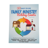 RoseKidz, 24 Easy-To-Do Family Ministry Holiday Events with Follow Up Home Devotional, 256 Pages