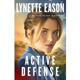 Active Defense, Danger Never Sleeps, Book 3, by Lynette Eason, Paperback