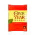 NLT One Year Bible, Paperback