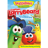 VeggieTales In The House, Captain LarryBeard and the Search for the Pirate Ship, DVD