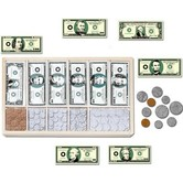 Melissa & Doug, Play Money Set, Ages 3 to 7 Years Old, Over 500 Pieces