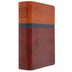 NIV Zondervan Study Bible, Personal Size, Duo-Tone, Tan and Blue