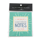 Christian Art Gifts, 101 Tear-Off Lunchbox Notes, Matte Paper, 3 7/8 x 5 1/18 inches
