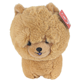 Aurora, Chow Chow Teddy Pet Stuffed Animal, Tan, 7 inches