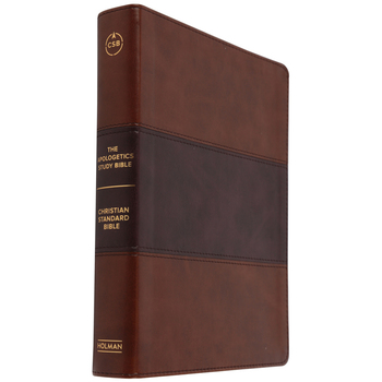 CSB Apologetics Study Bible, Imitation Leather, Multiple Colors Available