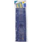 Carson-Dellosa, Centers Pocket Chart, 27 x 42 Inches, Blue, 46 Pieces