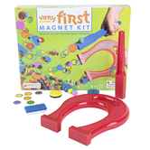Dowling Magnets, Very First Magnet Kit, 38 Pieces, Ages 4 and Older