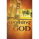 Good News Tracts, Walking with God Booklets, Set of 10 Tracts