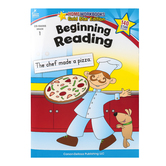 Home Workbooks Gold Star Edition Activity Book: Beginning Reading, 64 Pages, Grade 1