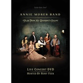 Tales From My Grandpas Pulpit, by Annie Moses Band, DVD