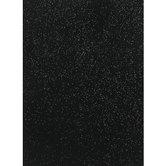 Renewing Minds, Stiffened Glimmer Black Felt, 9 x 12 Inches, 1 Piece